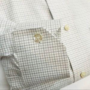 Jos. A. Bank Shirts - Jos A Bank Dress Shirt - Egyptian Cotton - Medium